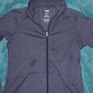 Womens exercise  athletic jacket